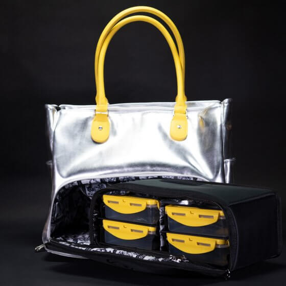 Womens Purses and Totes For 6 Pack Fitness